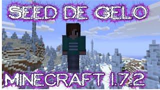 Seed floresta de neve do minecraft 1.7.2