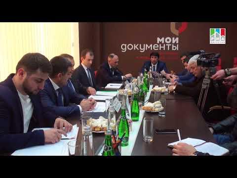 Пресс-конференция с управляющим Дагестанского отделения ПАО Сбербанк Дмитрием Артёмовым