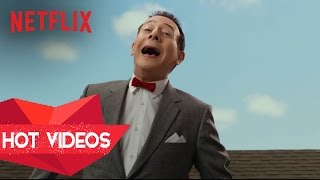 [01.20.2016] Pee-wee's Big Holiday - Date Announcement - Only On Netflix