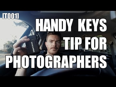 [T001] What to do with your Keys? Landscape Photography Tip