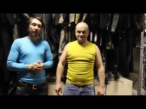 Как правильно выбрать размер гидрокостюма