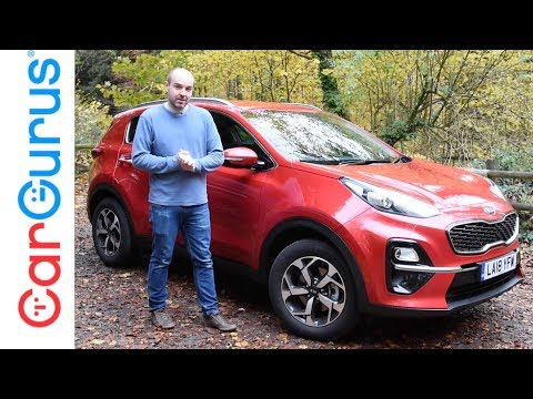 2018 Kia Sportage Review: The Rise Of The Crossover SUV | CarGurus UK