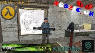 SARIFOPs: Half Life 2 - Synergy Multiplayer Mod (Part 7) - 15/05/2016