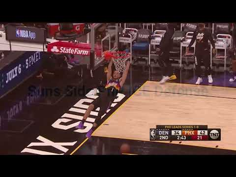 [OC] Film Analysis of Phoenix Suns defense against Jokic and the Nuggets in Game 2