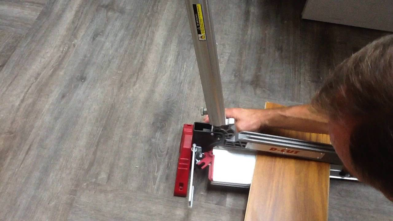 Lx 200 Laminate Engineered Hardwood Cutter