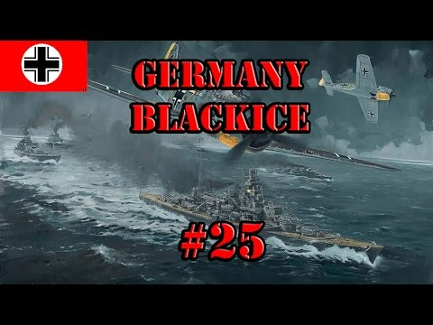 Hearts of Iron 4 | BlackICE | Germany | Episode 25 | SOVIET UNION SURRENDERS!