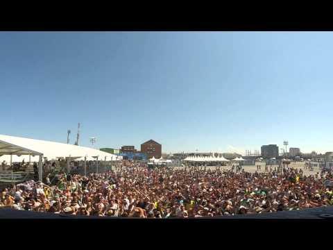 Karmatek Live @ Marenostrum Music Festival, Valencia, Spain