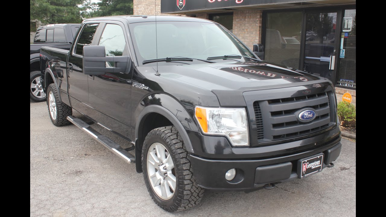 2010 Ford F150 For Sale