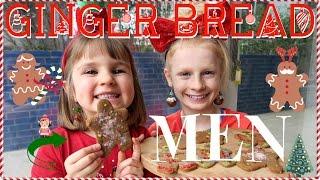 Gluten Free & Vegan   GINGERBREAD MEN RECIPE