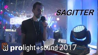 Sagitter - Новинки компании (Prolight+sound 2017)