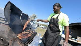 FINGER LICKING BBQ at BIG SWAMP SMOKE OFF | Collier County, Florida