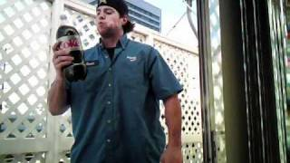 PEPSI worker CHOKES & FAINTS on COKE and MENTOS. Warning- Graphic