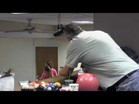 Robert: The Underground Bowling Alley Mechanic