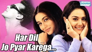 Har Dil Jo Pyar Karega (2000) Full Movie - Salman Khan, Rani Mukerji, Preity Zinta - Bollywood HD