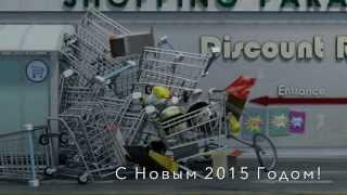 Новый год - Спасск Дальний, 2015