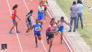 JUNIOR WOMENS    4x400m Relay . 13th FEDERATION CUP NATIONAL Jr.ATHLETICS CHAMPIONSHIPS -2015