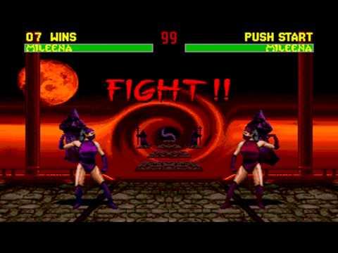 Download Mortal Kombat 2 Mileena