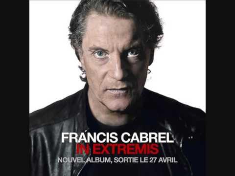 Francis Cabrel azincourt