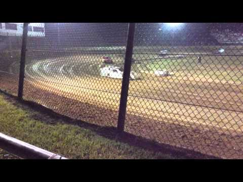 Jackson Motor Speedway - mod feature part 2 of 3   7-18-15