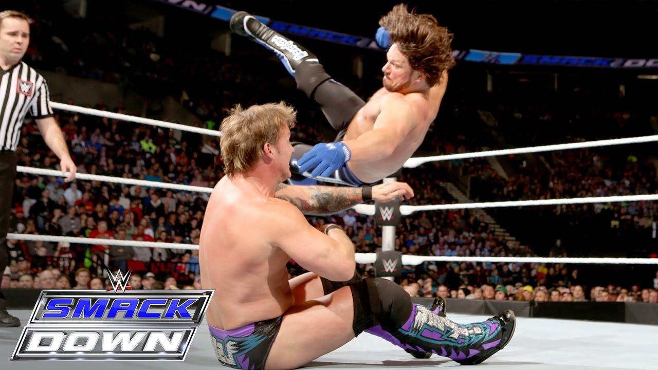 Download AJ Styles vs. Chris Jericho: SmackDown, February 11, 2016