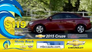 Myrtle Beach Chevy Cadillac - May 2015 - CHEVY thumbnail