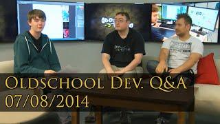 Oldschool Dev. Q&A - 07/08/2014 - Abyssal Dagger Modelling