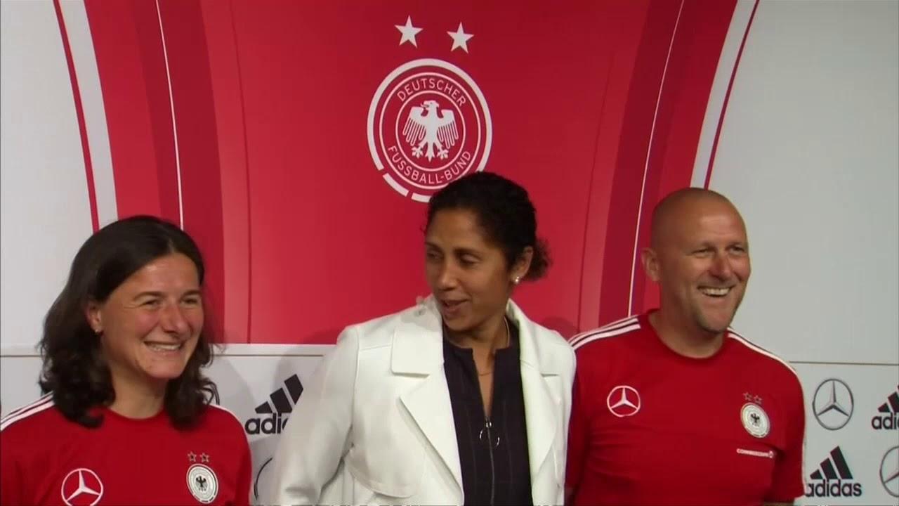 DFB-Frauen: Steffi Jones entlassen - Horst Hrubesch übernimmt interimsweise #1