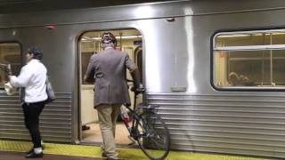 Bikes on Metro Subway 101