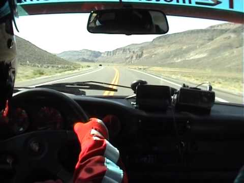 Silver State Classic Challenge - 140MPH traffic