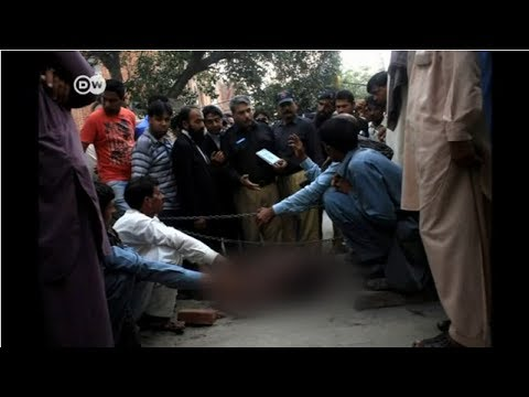 Pakistan woman stoned to death by family | Journal