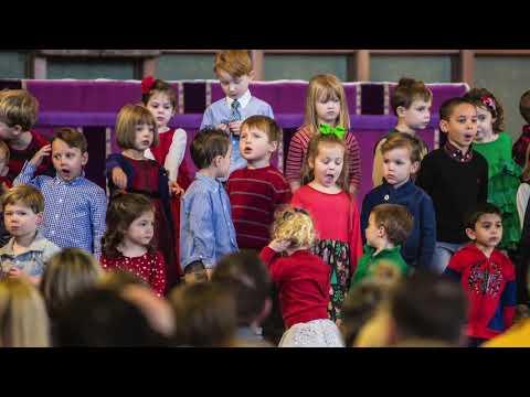 2017 Good Samaritan Christmas Service (12/13 Kids)