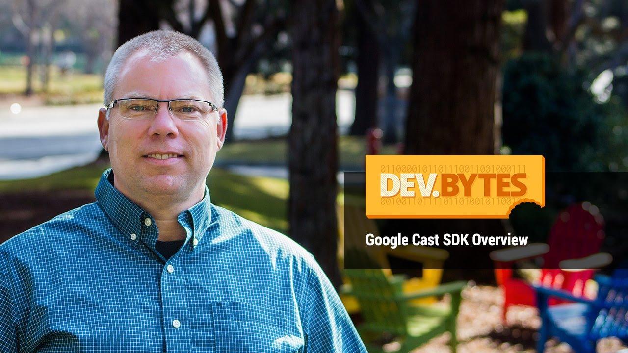 Google Cast SDK Overview (Deprecated)