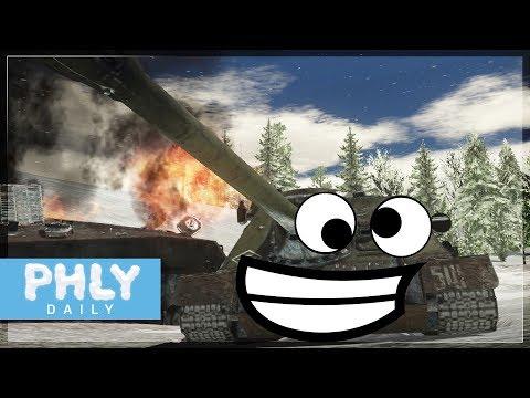 Happiest Tank In Game | No Depression Komrade (War Thunder Tanks Gameplay)