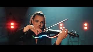Sandra Hiie - It's my life / Smells like teen spirit (Electric violin & piano cover).