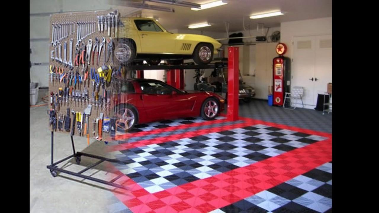 Casa garaje ideas youtube for Garaje de ideas