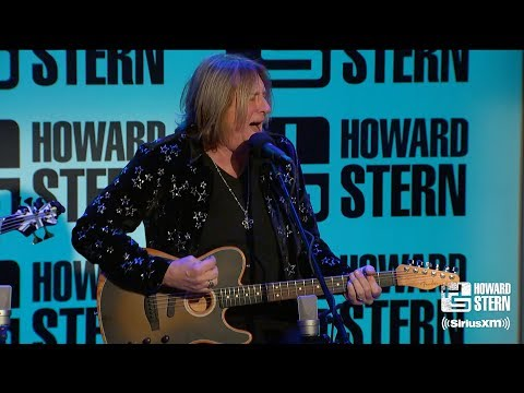 "Def Leppard ""Pour Some Sugar On Me"" On The Howard Stern Show"