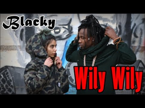 Blacky - Wily Wily (Official Music Video)
