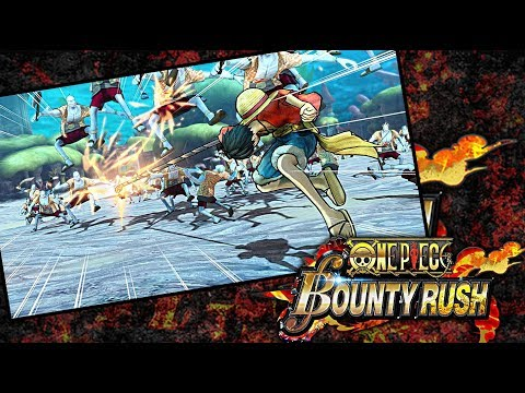 NEW ONE PIECE MOBILE GAME | One Piece Bounty Rush | Android/IOS 2018