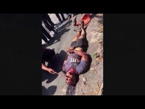 MMA Fighter, Amokrane Kiane Sabet FULL video footage shot n died by police !!!