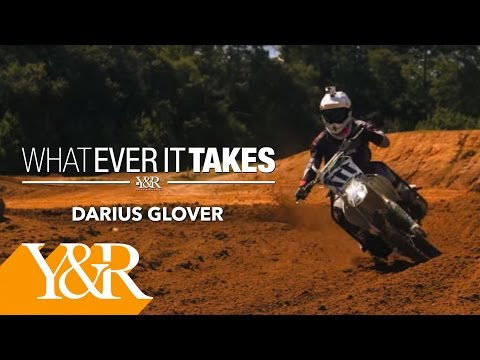 Veja o video – Whatever it Takes: Paralyzed Motocross Rider – Darius Glover