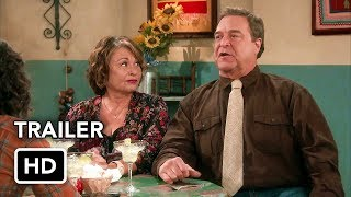 "Roseanne (ABC) ""The Conners Are Back"" Trailer #3 HD - Roseanne Season 10"