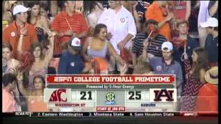 Auburn vs Washington State 2013