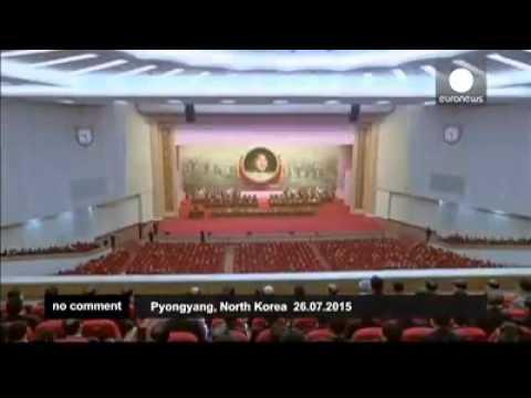 Pyongyang, North Korea, 26.7.2015