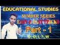 Easy and Fastest way to Solve N Series type Question Part 1! Hindi Urdu Digital Tutorial