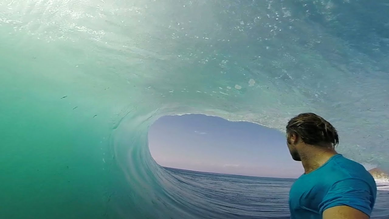 Gopro Anthony Walsh - Indonesia 06.29.14 Surf