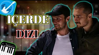 🎹 LEARN TO PLAY ICERDE - DIZI MUSIC ON THE PIANO видео
