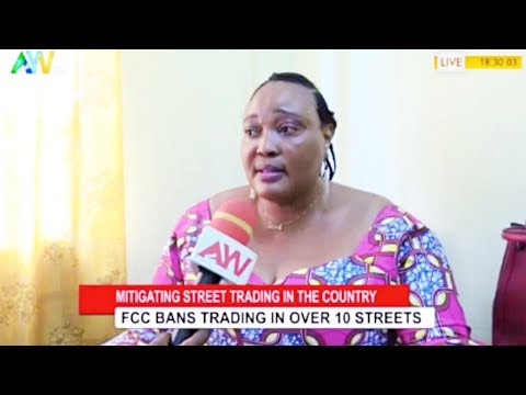 Krio Yus - Freetown City Council Mitigating Street Trading In The Country