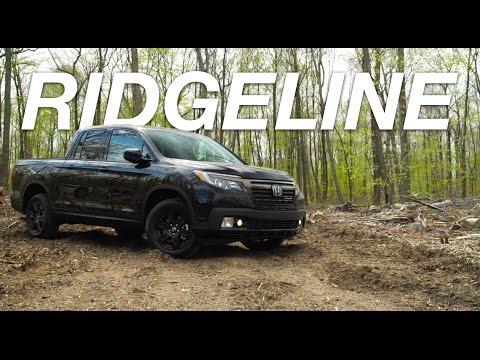 2017 Honda Ridgeline Quick Drive | Consumer Reports