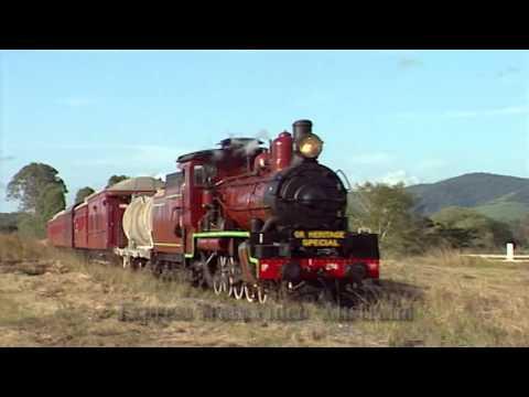 Queensland Steam Action