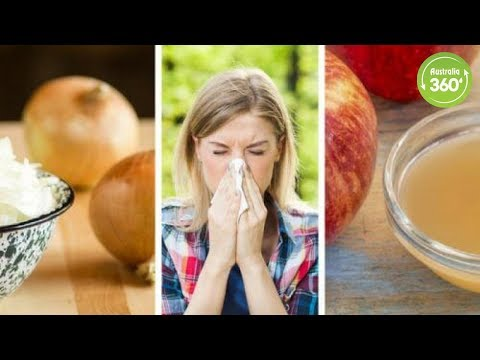 How To Control Allergies With Natural Antihistamines - Australia 360
